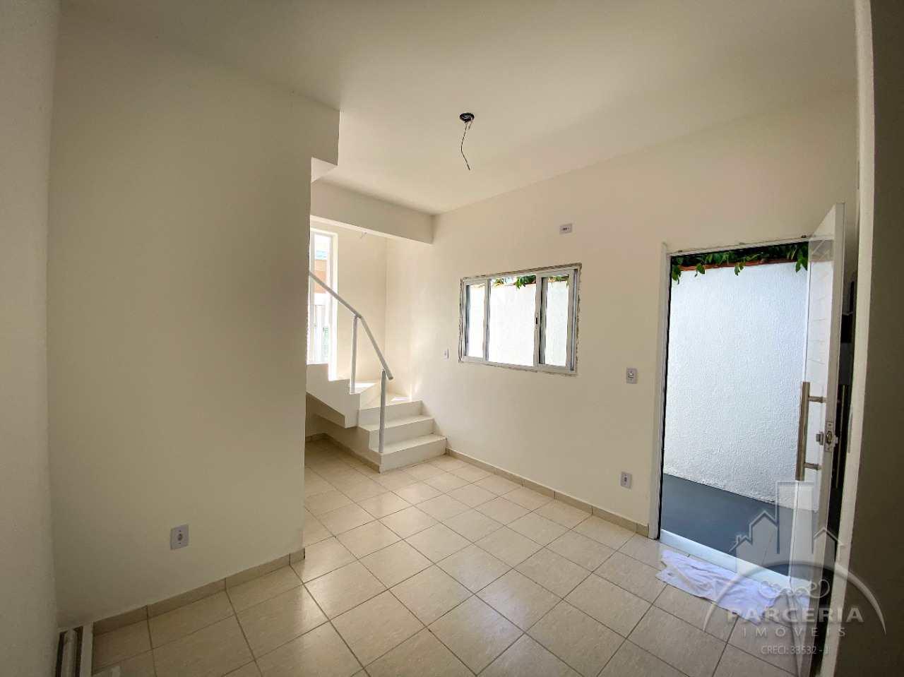 Sobrado com 2 dorms, Parque Continental, São Vicente - R$ 210 mil, Cod: 1142