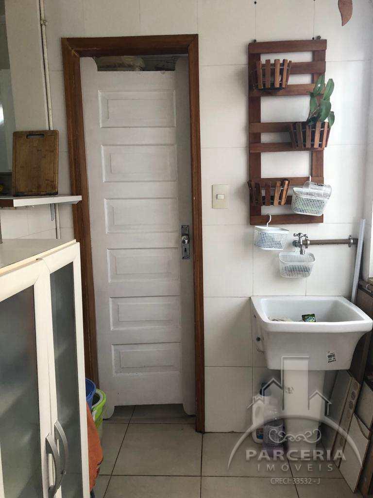 Apartamento com 2 dorms, Vila Belmiro, Santos, Cod: 1146