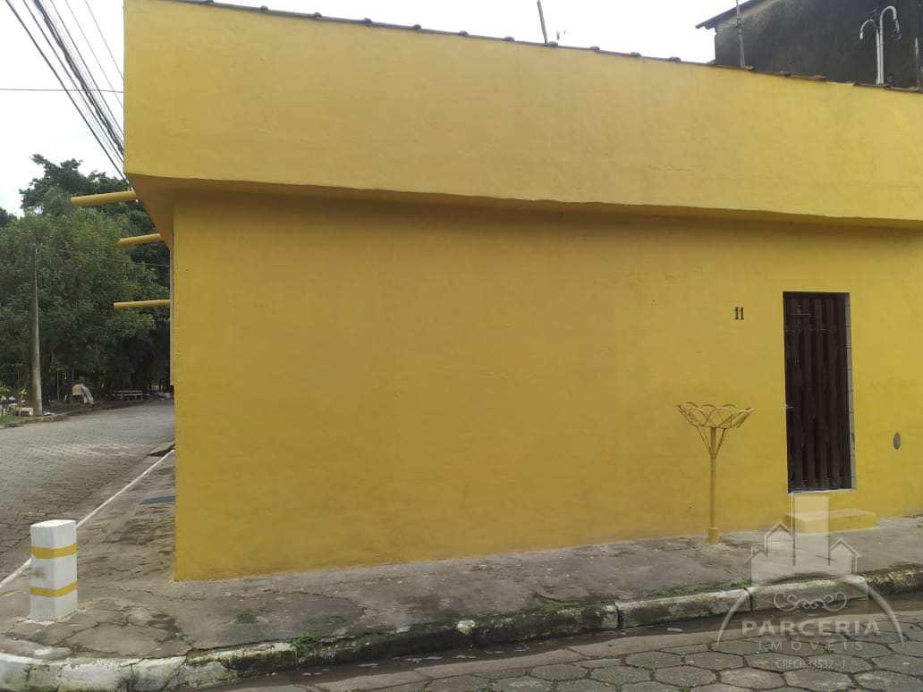 Casa com 2 dorms, Vila São José, Cubatão, Cod: 1147