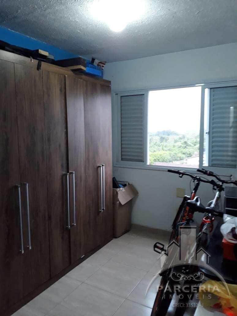 Apartamento com 3 dorms, Parque São Luis, Cubatão - R$ 100 mil, Cod: 1153