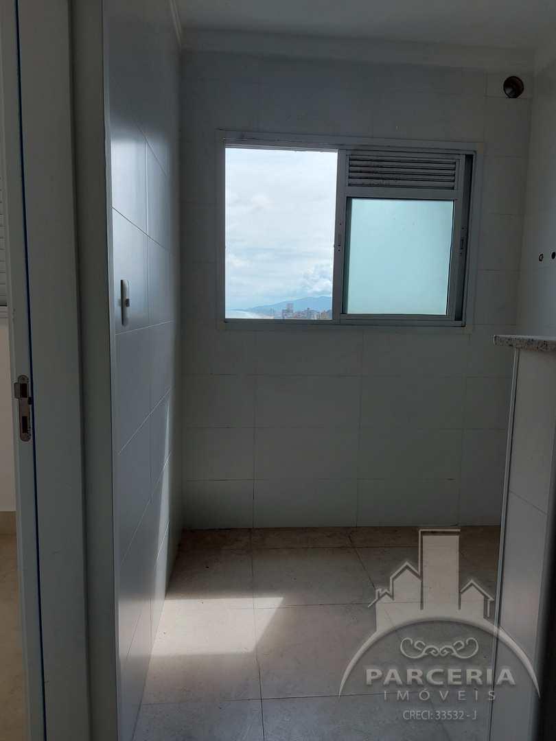 Apartamento com 3 dorms, Aviação, Praia Grande - R$ 1.25 mi, Cod: 1186