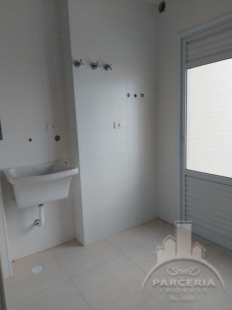 Apartamento com 3 dorms, Aviação, Praia Grande - R$ 1.2 mi, Cod: 1187