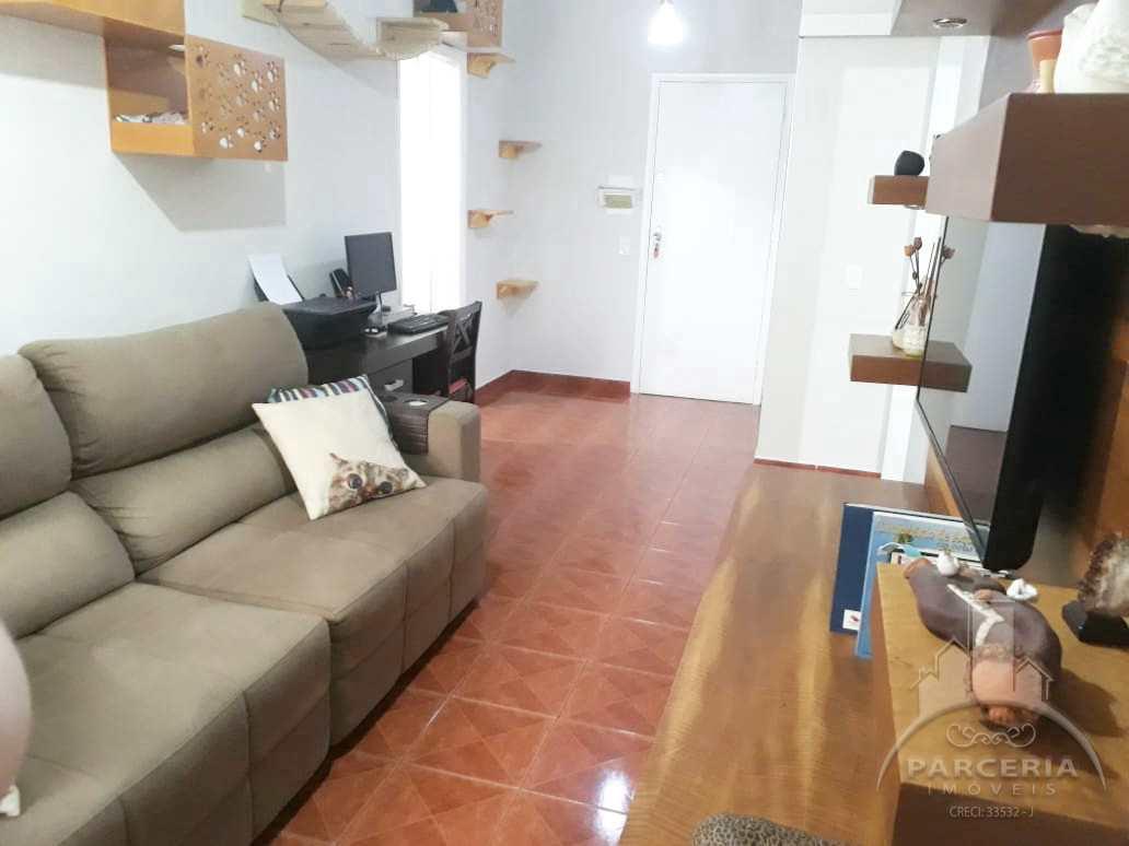 Apartamento com 1 dorm, Vila Belmiro, Santos - R$ 250 mil, Cod: 1196