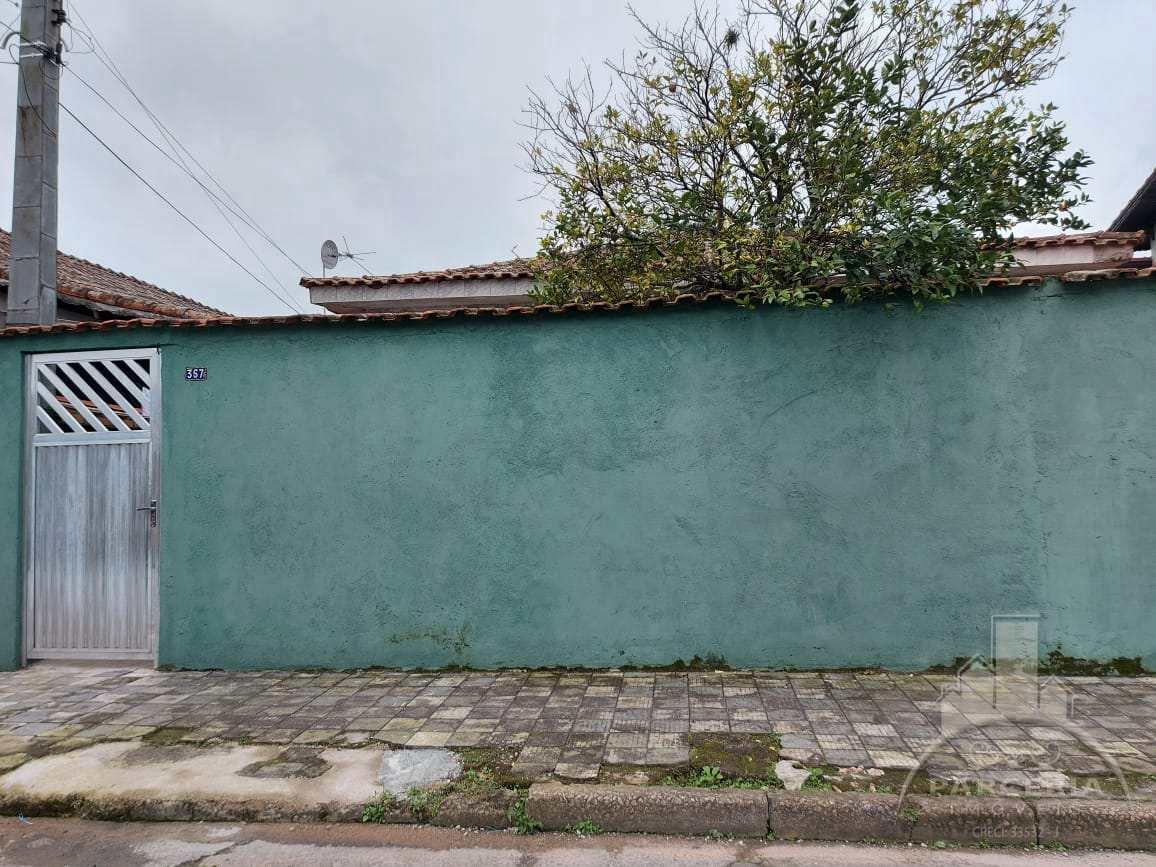 Casa com 3 dorms, Vila Ponte Nova, Cubatão - R$ 450 mil, Cod: 1314
