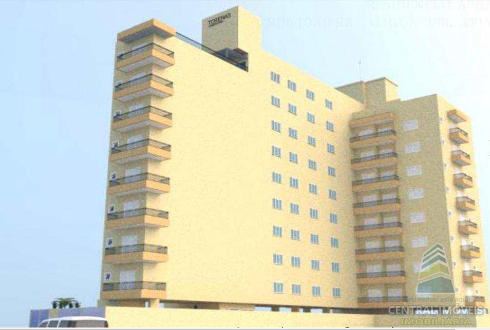 Apartamentos de dois dormitórios na Aviação em Praia Grande/SP