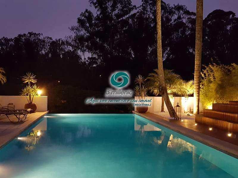 piscina - noite