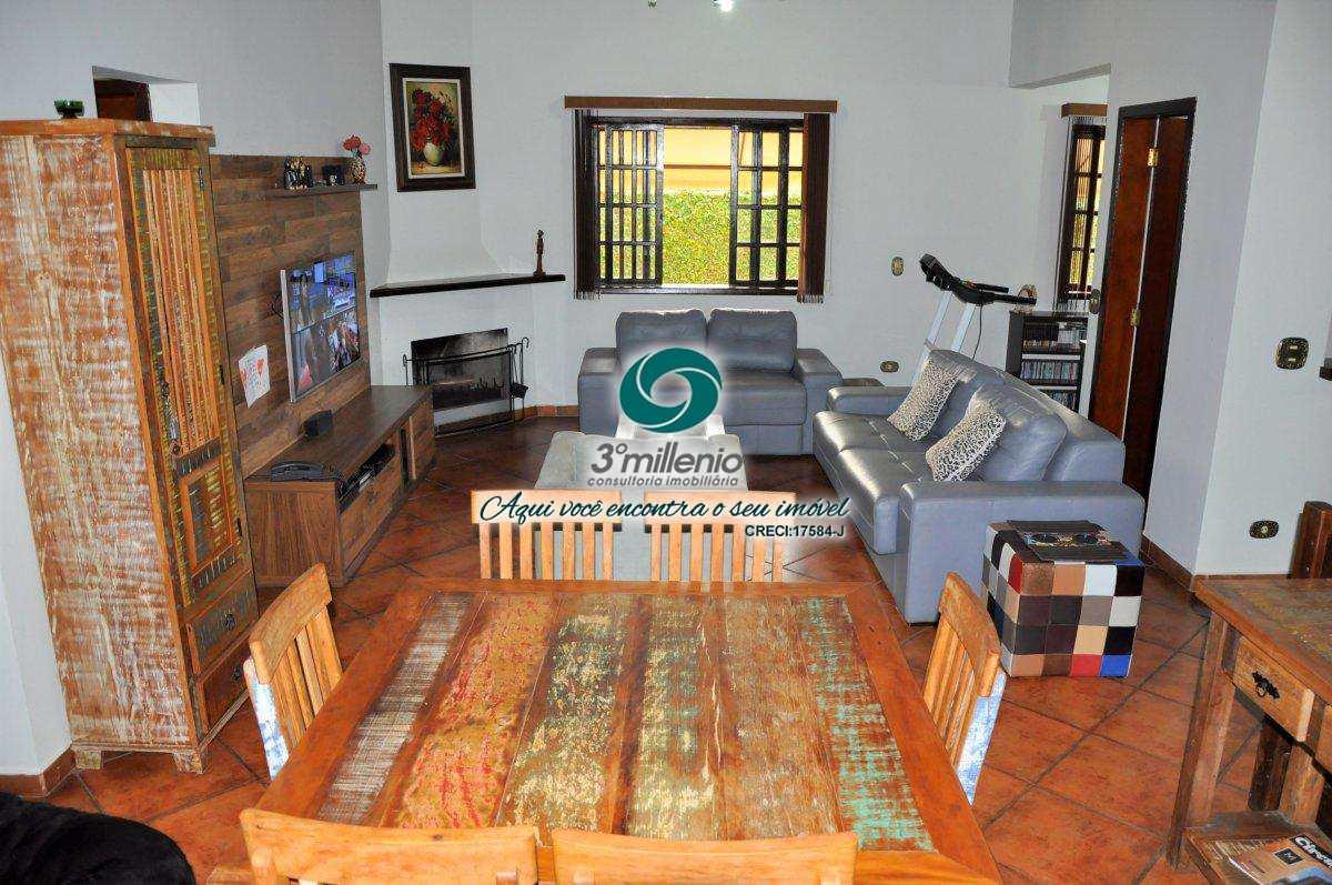 Casa de Condomínio com 3 dorms, Parque Dom Henrique, Cotia - R$ 1.500.000,00, 416m² - Codigo: 30403