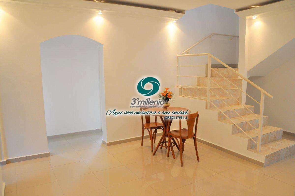 Casa de Condomínio com 4 dorms, Centro, Vargem Grande Paulista - R$ 810.000,00, 350m² - Codigo: 30405
