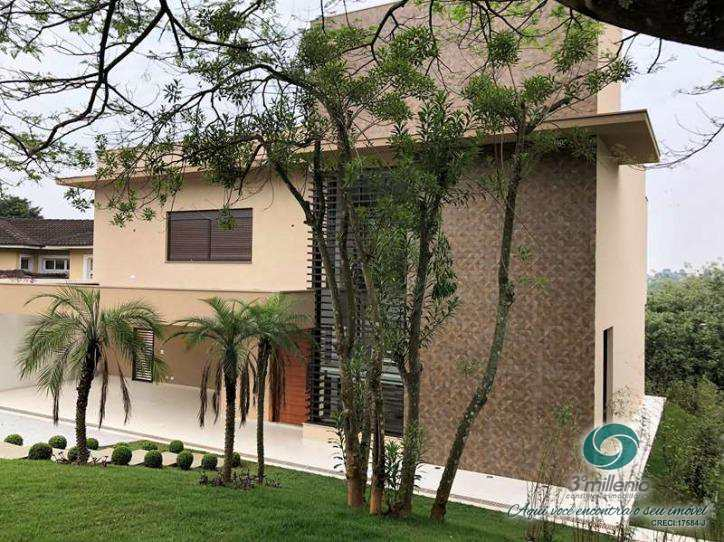 Casa com 4 dorms, Palos Verdes, Carapicuíba, Cod: 30422