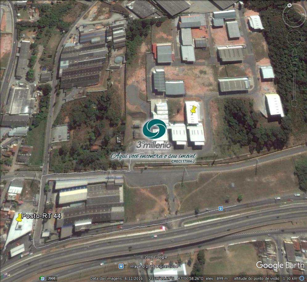 Galpão, Centro, Vargem Grande Paulista, 1.200m² - Codigo: 30424