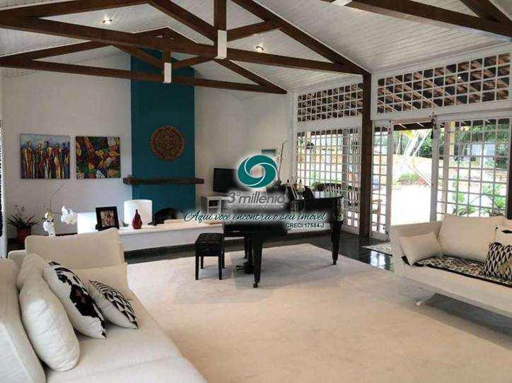 Casa com 4 dorms, Chácara de La Rocca, Carapicuíba - R$ 1.850.000,00, 594m² - Codigo: 30434