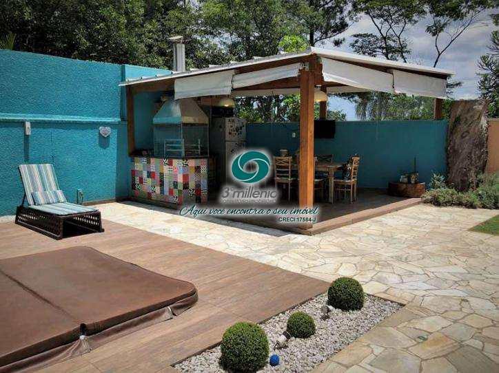 Casa com 4 dorms, Raízes Granja Viana, Cotia - R$ 1.700.000,00, 272,3m² - Codigo: 30435