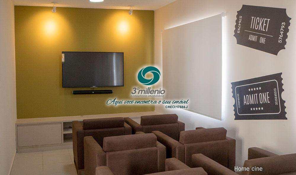 Apartamento com 2 dorms, Villas da Granja Condomínio Clube, Carapicuíba, Cod: 30450