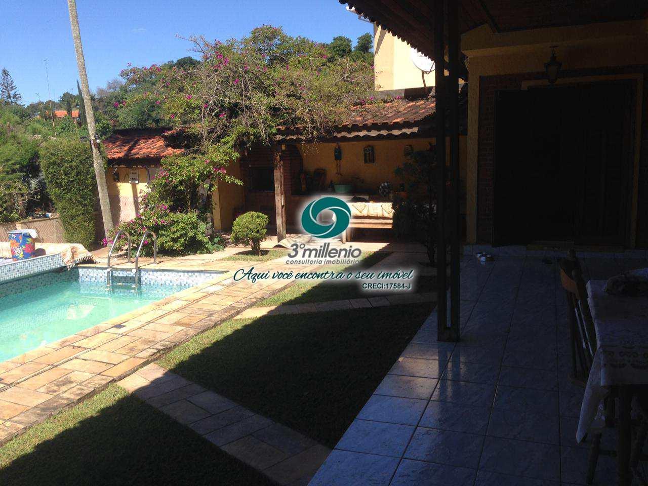 Casa com 4 dorms, Granja Viana, Carapicuíba - R$ 850 mil, Cod: 30533