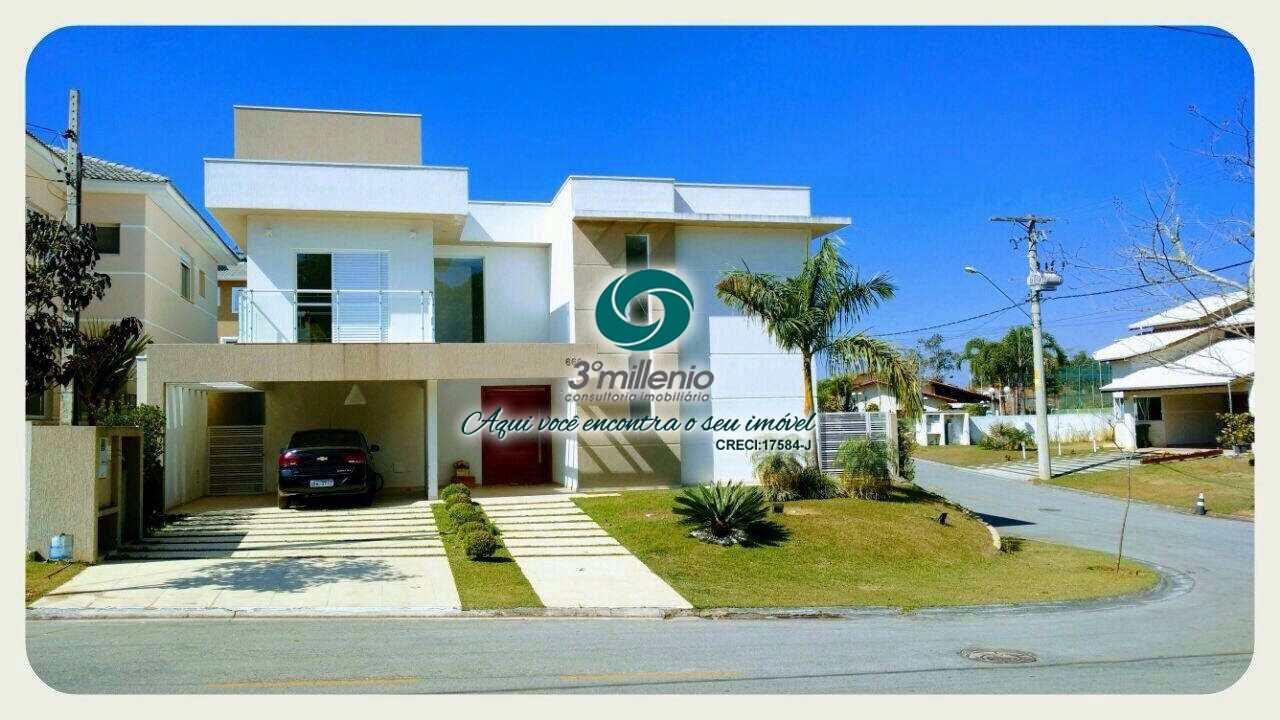 Casa com 4 dorms, Chácaras Remanso, Vargem Grande Paulista - R$ 1.15 mi, Cod: 30591