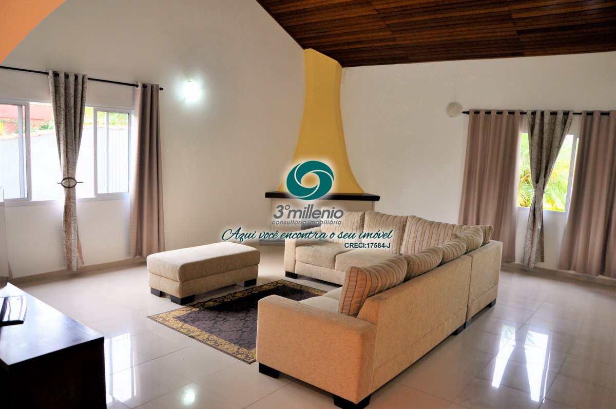 Casa com 4 dorms, HARAS BELA VISTA, Vargem Grande Paulista - R$ 810 mil, Cod: 30593