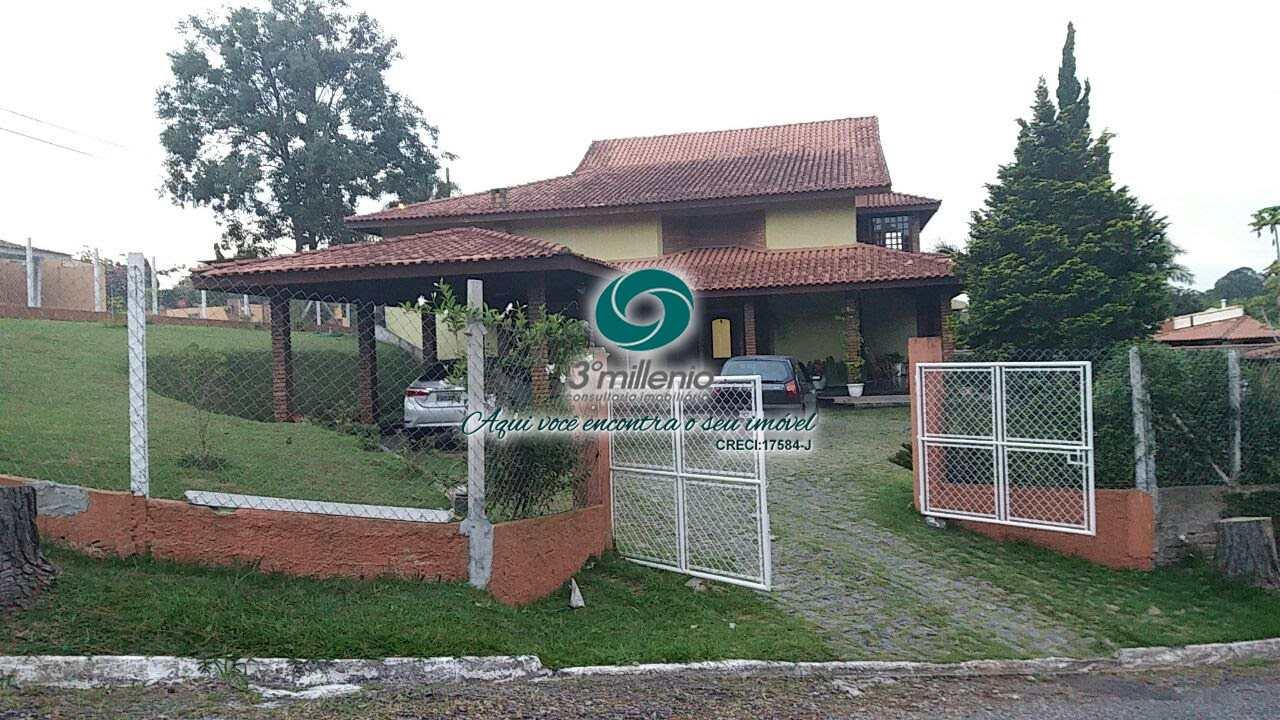 Casa com 4 dorms, Nova Higienópolis, Jandira - R$ 1.6 mi, Cod: 30637