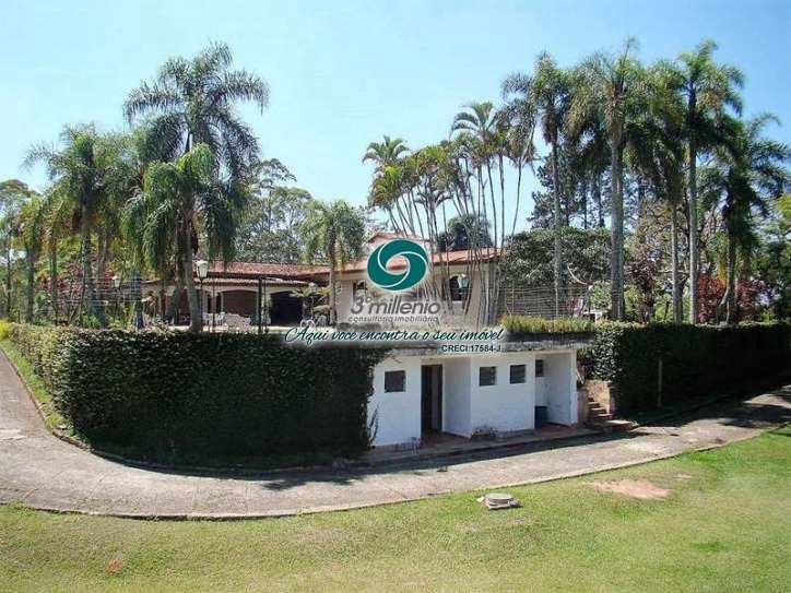 Chácara com 4 dorms, Chácara Recanto Verde, Cotia - R$ 1.5 mi, Cod: 30678