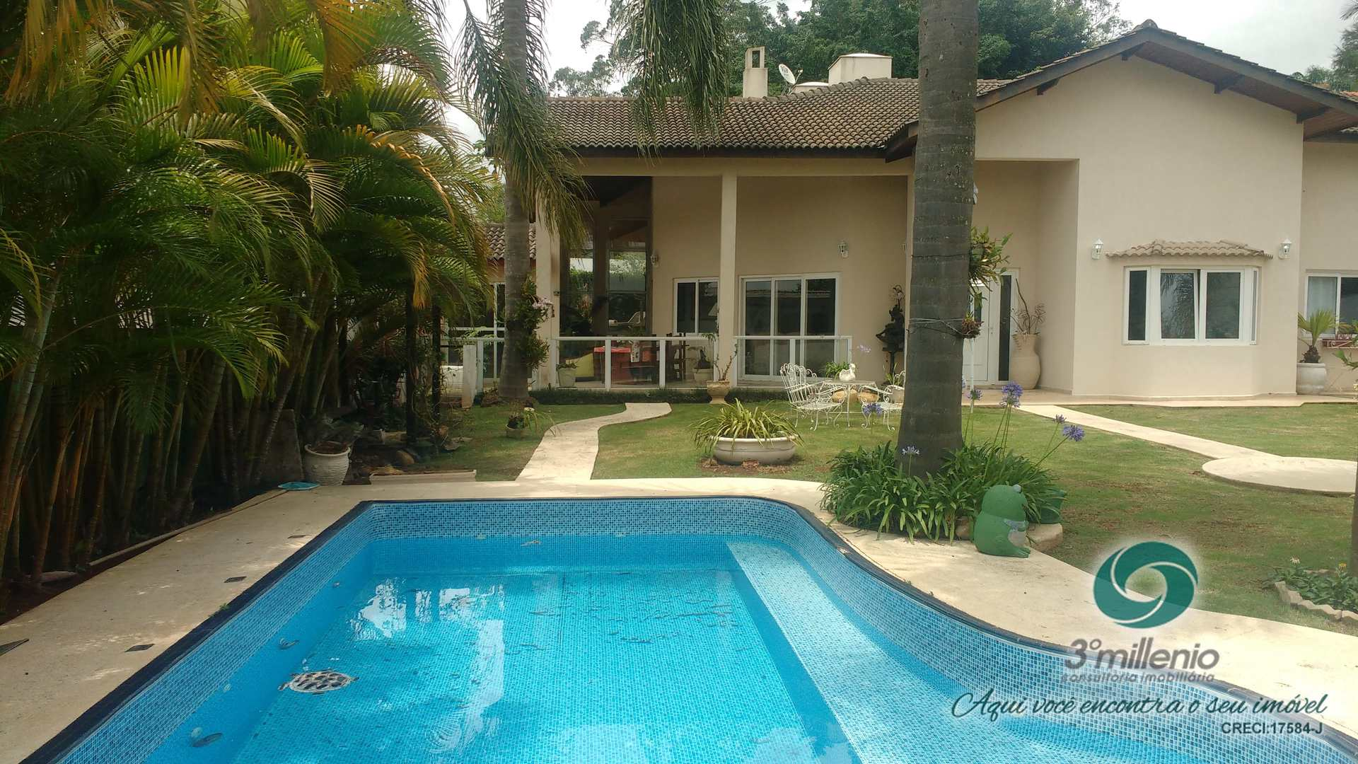 Casa com 4 dorms, Palos Verdes, Carapicuíba - R$ 2.2 mi, Cod: 30721