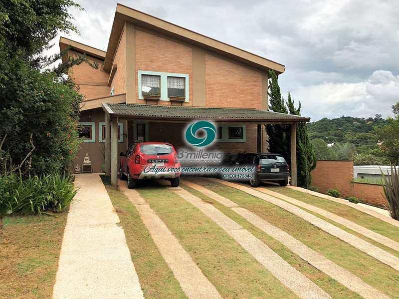 Casa com 5 dorms, Reserva Santa Maria, Jandira - R$ 1.49 mi, Cod: 30785
