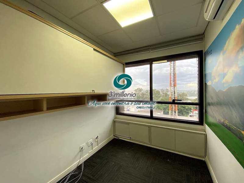 Sala locação Prime Office  Park   88m2- Granja Viana Cotia,