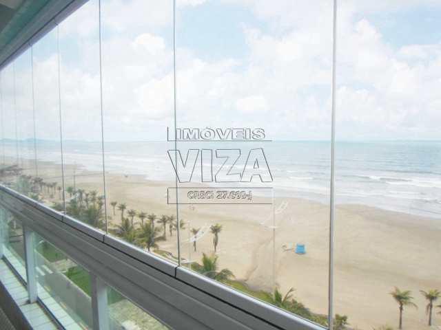 Apartamento com 3 dorms, Balneário Flórida, Praia Grande - R$ 580 mil, Cod: 2055
