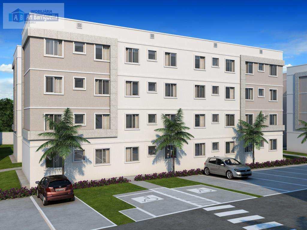 Apartamento com 2 dorms, Jardim Eldorado, Presidente Prudente - R$ 149 mil, Cod: 793