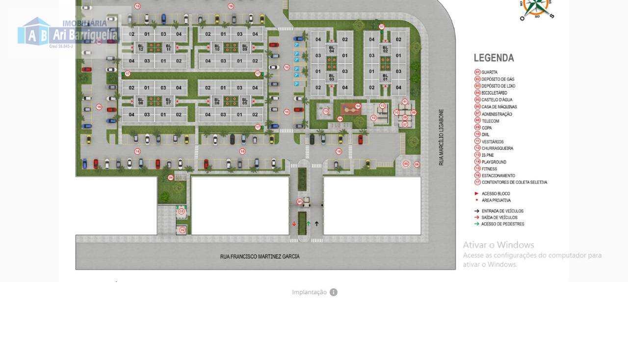 Apartamento com 2 dorms, Jardim Itapura, Presidente Prudente - R$ 142 mil, Cod: 795