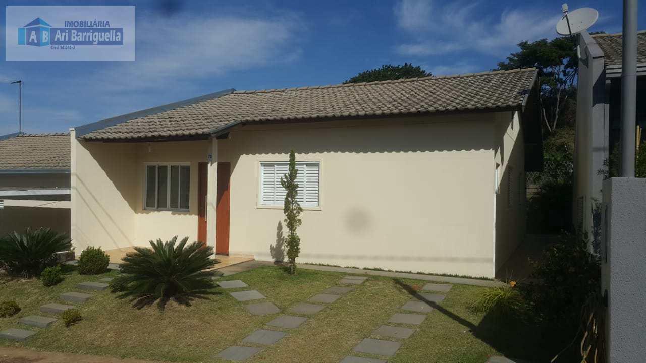 Casa de Condomínio com 3 dorms, Condomínio Residencial Jardins de Anahy, Presidente Prudente - R$ 320 mil, Cod: 829