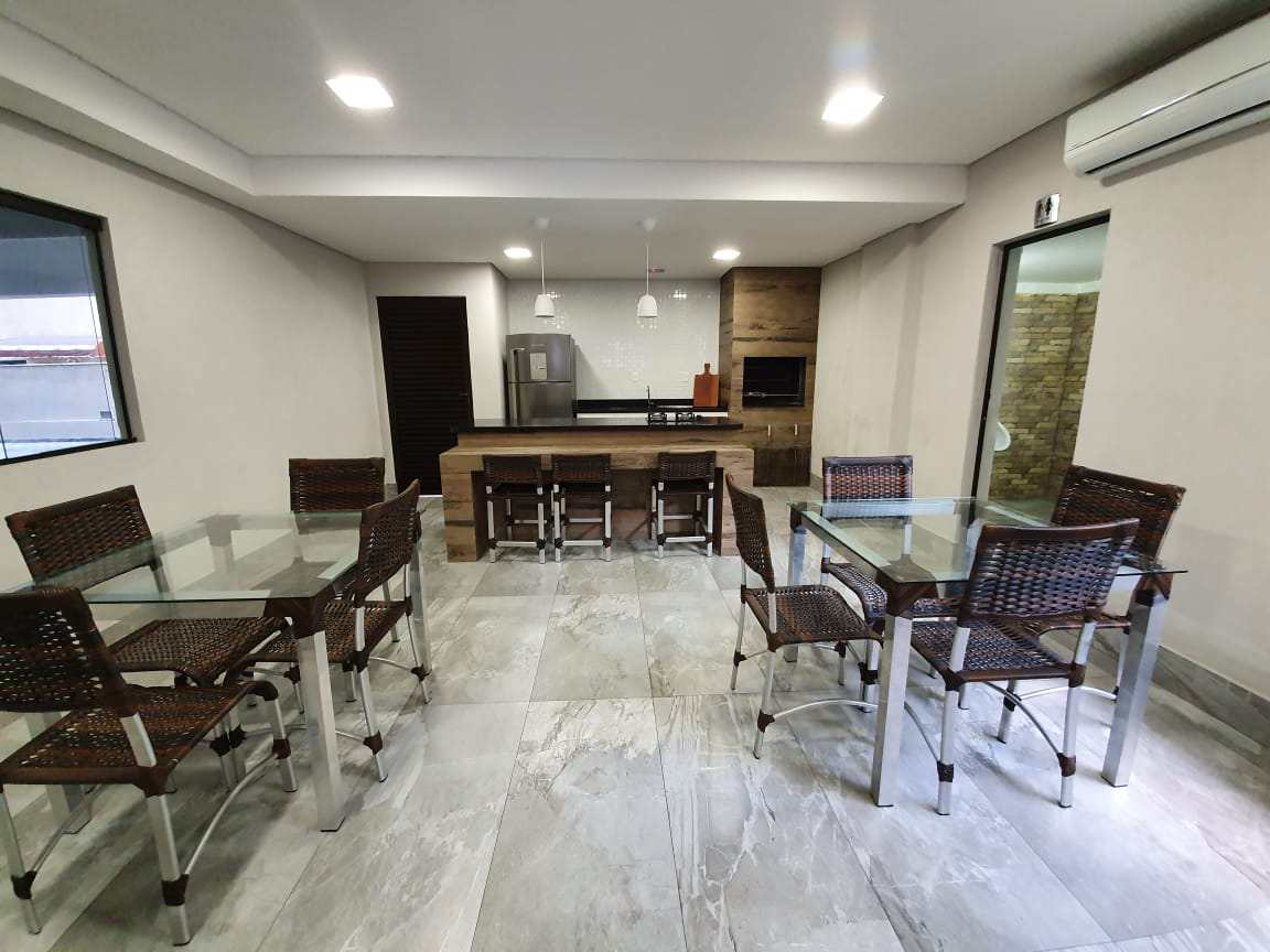 Apartamento com 3 dorms, Barra Funda, Guarujá - R$ 630 mil, Cod: 2895