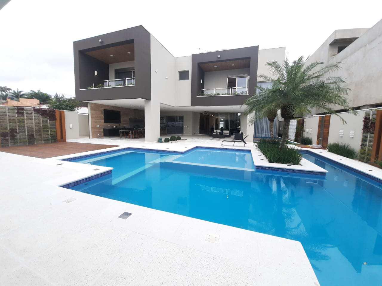 Casa de Condomínio com 6 dorms, Acapulco, Guarujá - R$ 9.5 mi, Cod: 2945