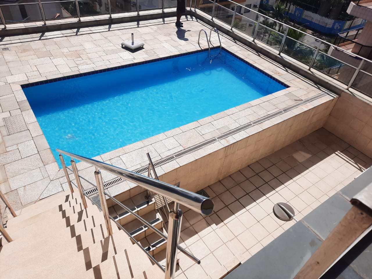 Cobertura com 3 dorms, Jardim Santa Genoveva, Guarujá - R$ 680 mil, Cod: 2954