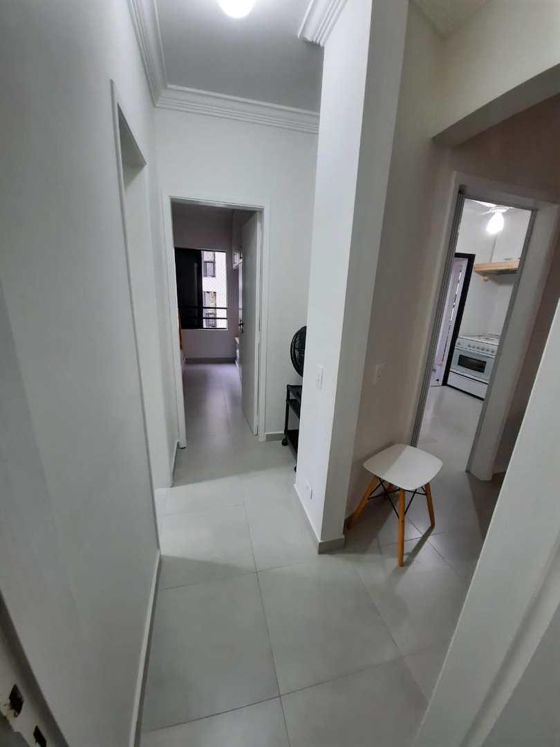 Apartamento com 2 dorms, Barra Funda, Guarujá - R$ 480 mil, Cod: 2960