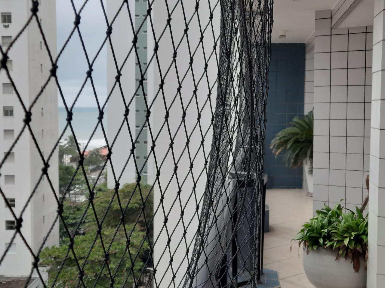 Apartamento com 4 dorms, Centro, Guarujá - R$ 660 mil, Cod: 2968