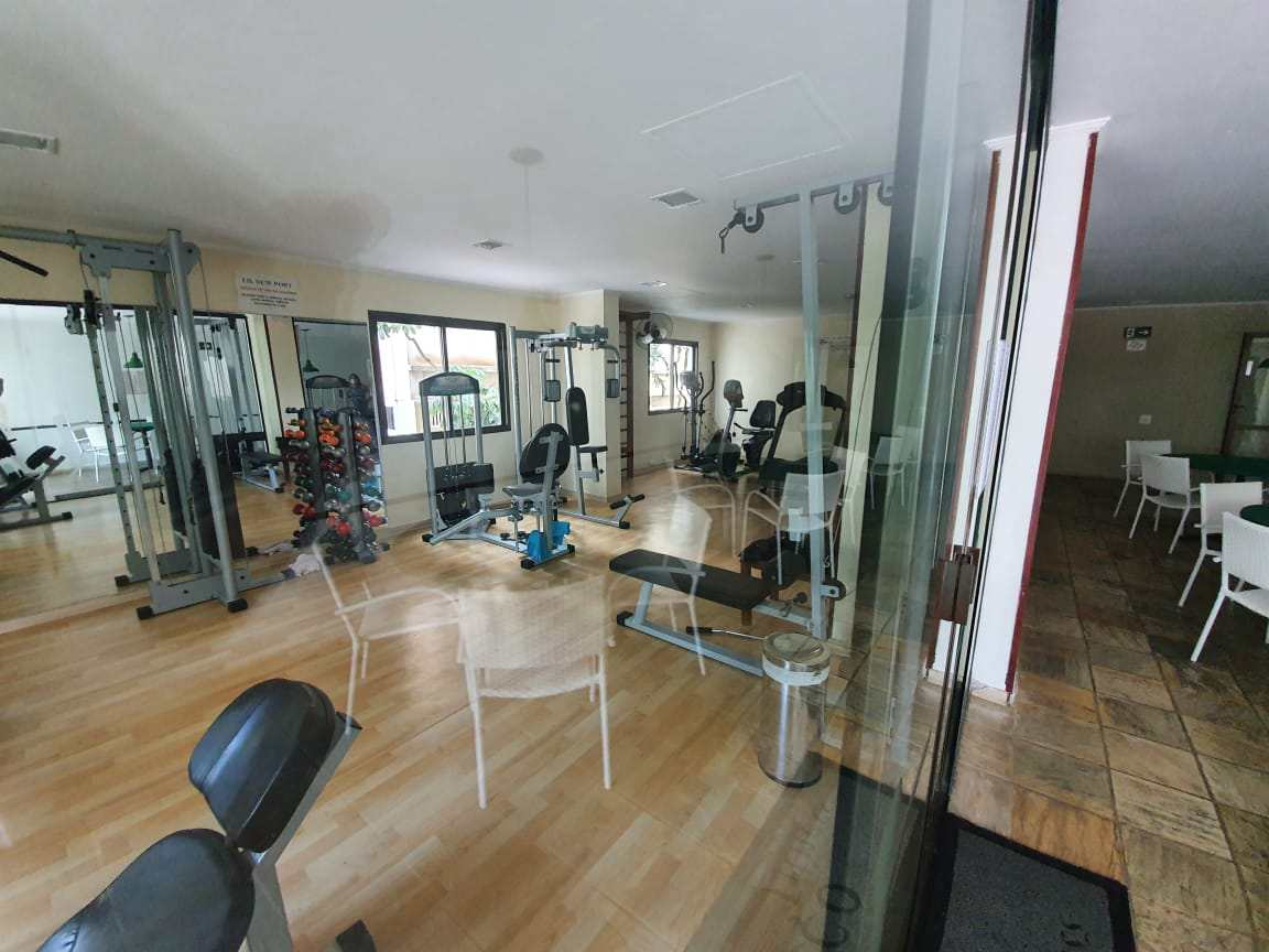 Apartamento com 3 dorms, Centro, Guarujá - R$ 650 mil, Cod: 2988