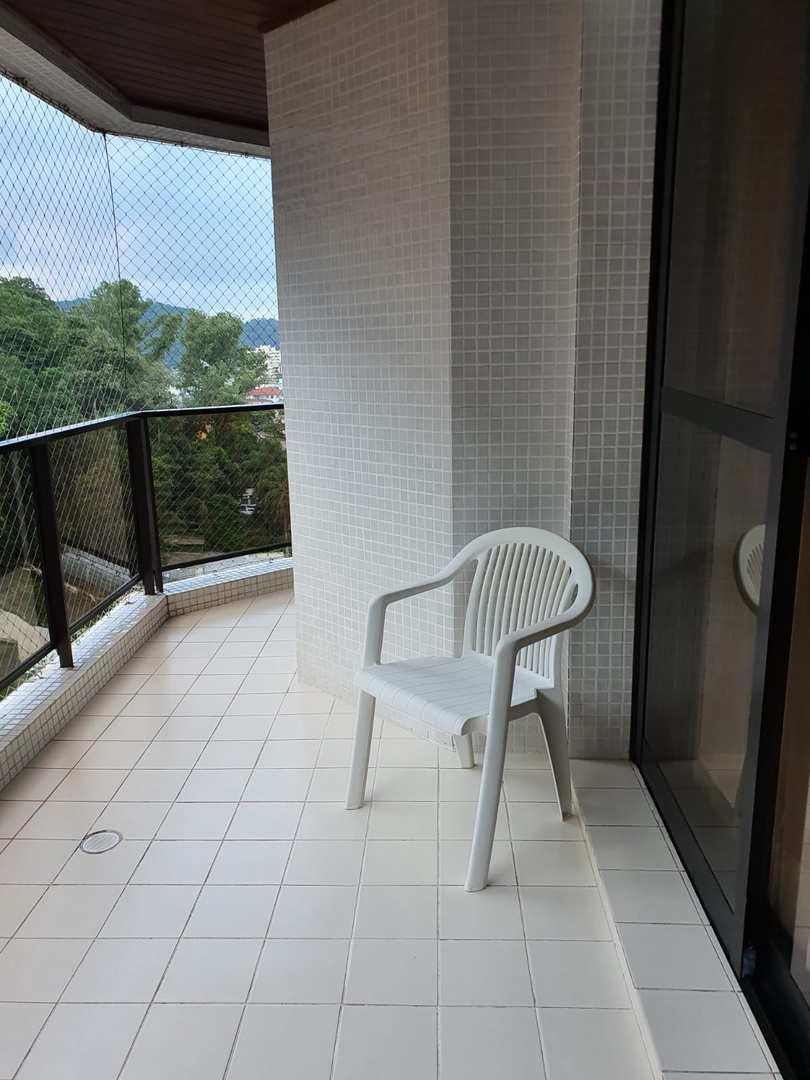 Apartamento com 3 dorms, Barra Funda, Guarujá - R$ 500 mil, Cod: 3006