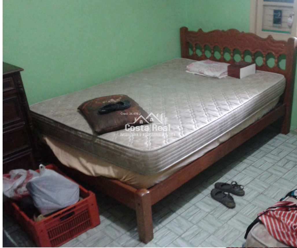 Casa com 2 dorms, Tupi, Praia Grande - R$ 500 mil, Cod: 901