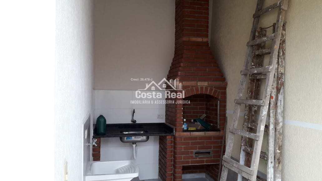 Casa com 2 dorms, Real, Praia Grande - R$ 320 mil, Cod: 895