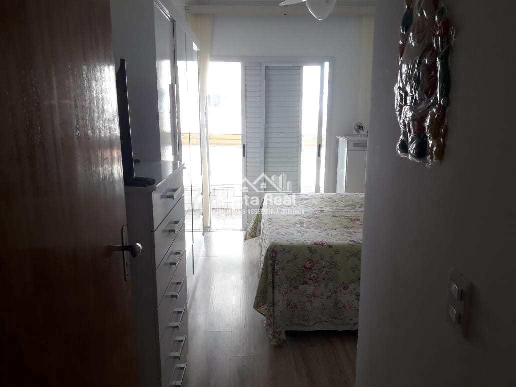 Apartamento com 3 dorms, Tupi, Praia Grande - R$ 500 mil, Cod: 873