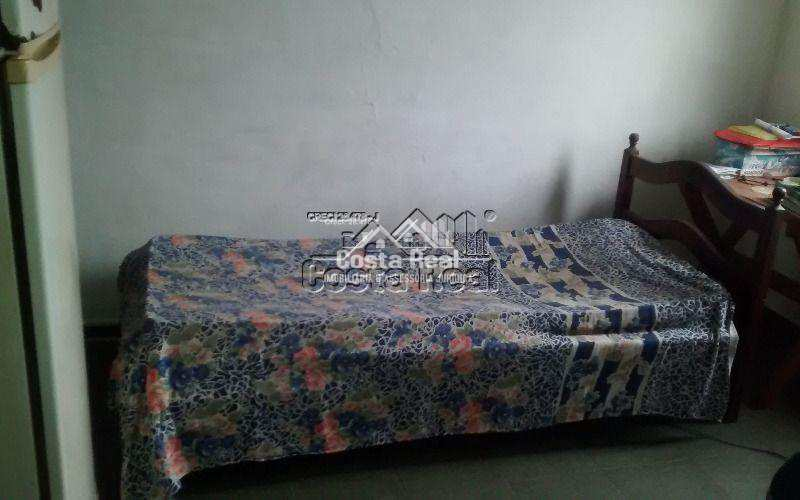 Kitnet com 1 dorm, Ocian, Praia Grande - R$ 75 mil, Cod: 491