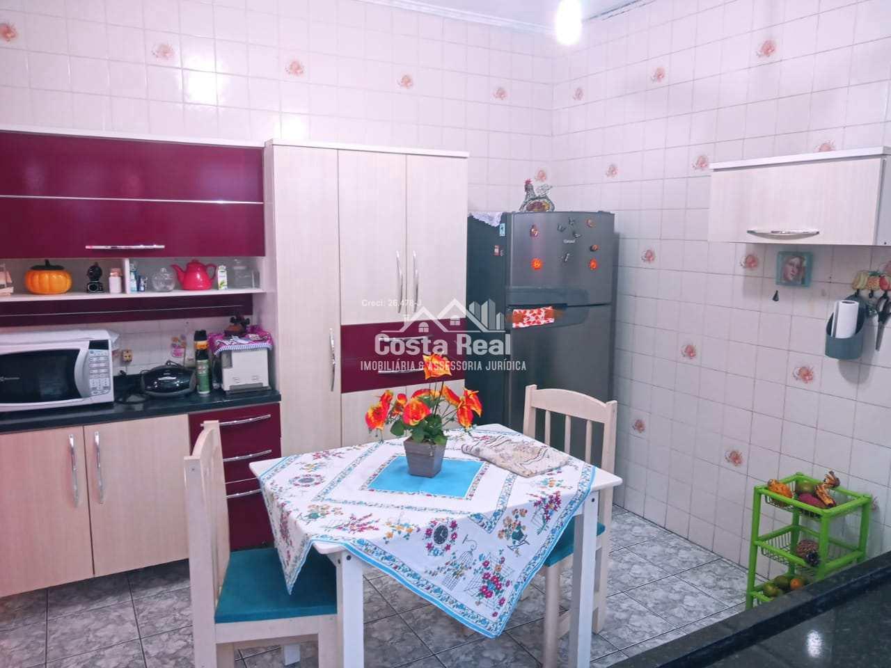 Casa com 2 dorms, Mirim, Praia Grande - R$ 260 mil, Cod: 929