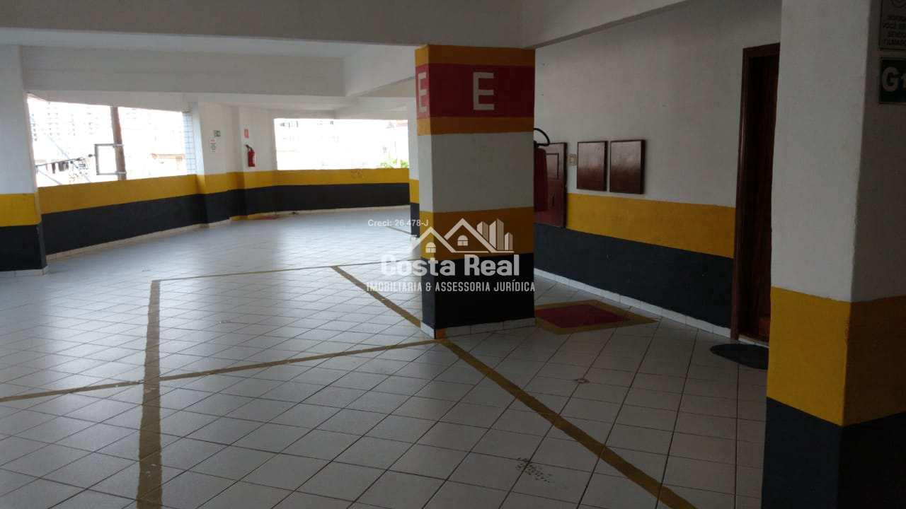 Kitnet com 1 dorm, Tupi, Praia Grande - R$ 125 mil, Cod: 956