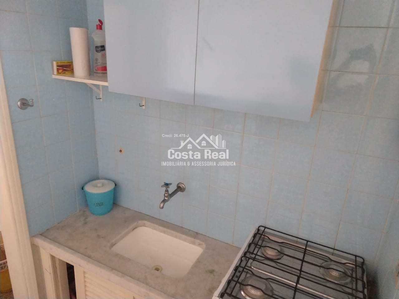 Kitnet com 1 dorm, Ocian, Praia Grande - R$ 75 mil, Cod: 1028