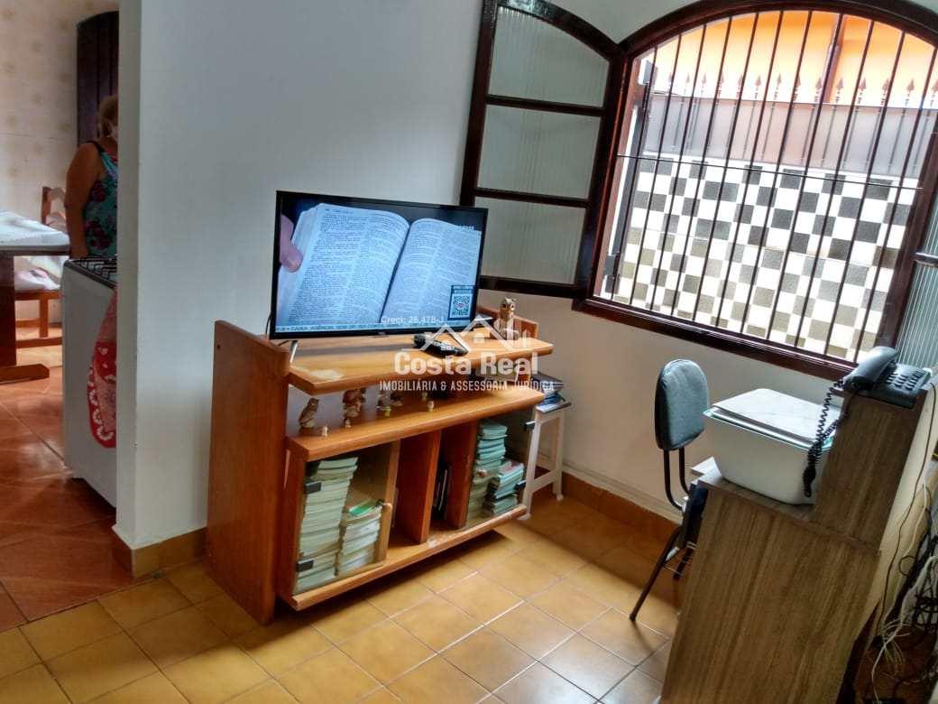Casa com 2 dorms, Caiçara, Praia Grande - R$ 270 mil, Cod: 1074