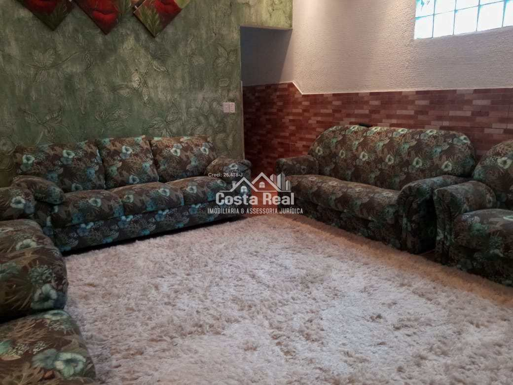 Casa com 2 dorms, Mirim, Praia Grande - R$ 800 mil, Cod: 1075