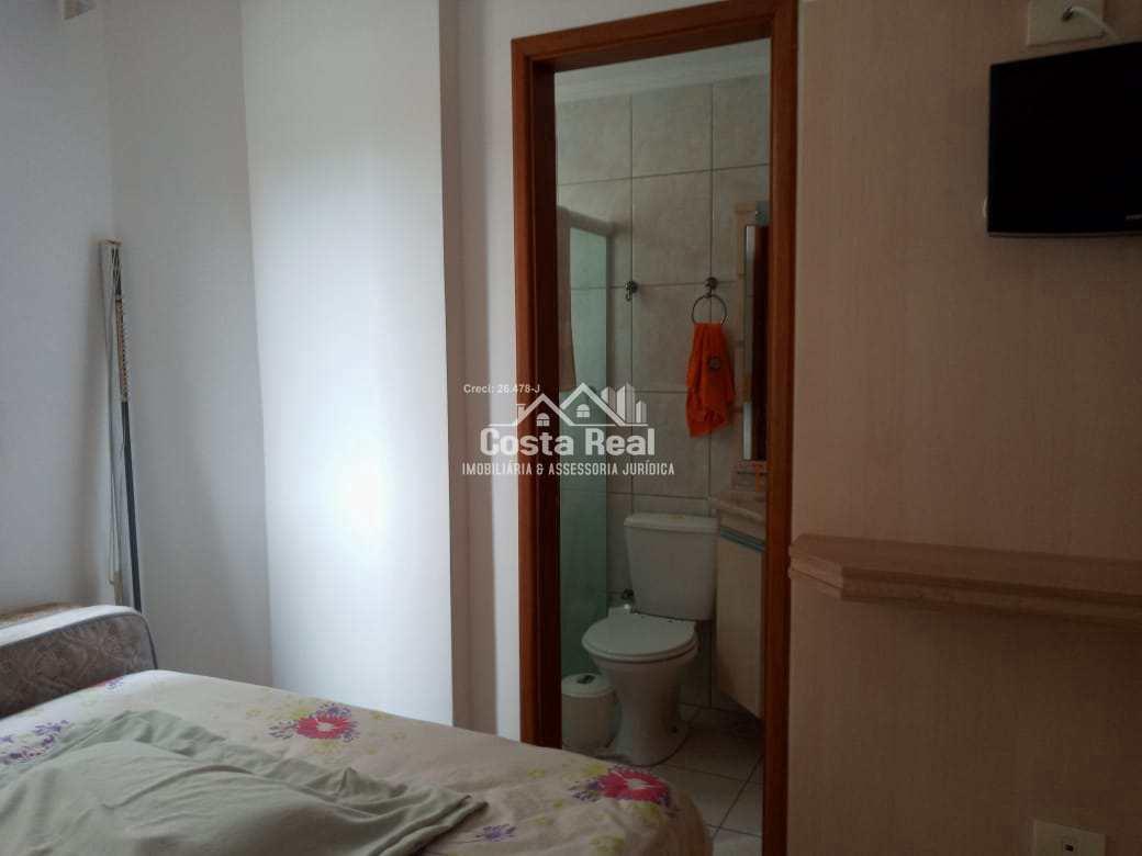 Apartamento com 2 dorms, Canto do Forte, Praia Grande - R$ 480 mil, Cod: 1100