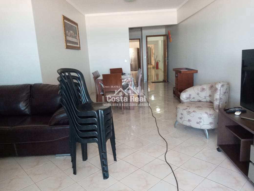 Apartamento com 3 dorms, Caiçara, Praia Grande - R$ 750 mil, Cod: 1117
