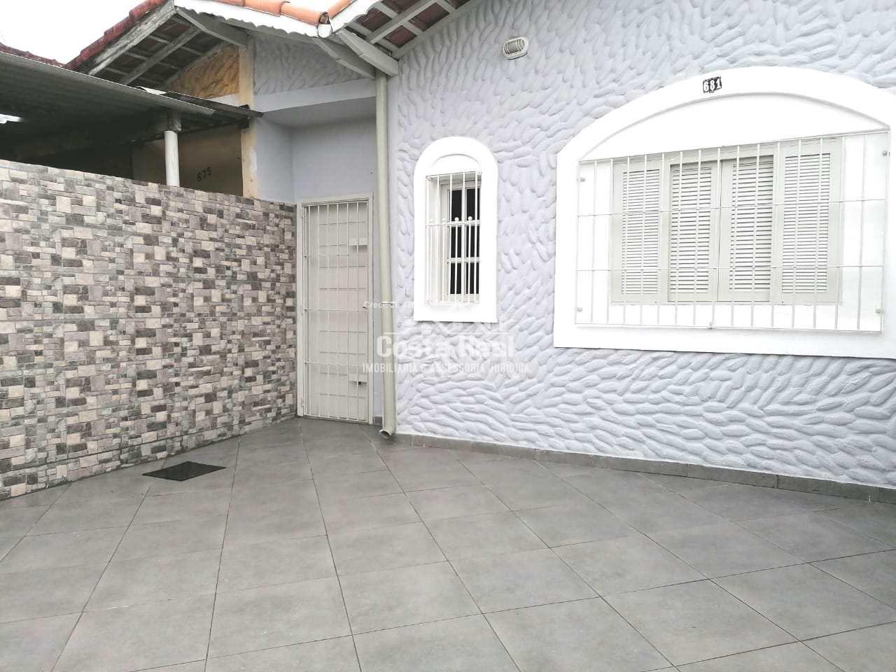 Casa com 1 dorm, Caiçara, Praia Grande - R$ 179 mil, Cod: 1129