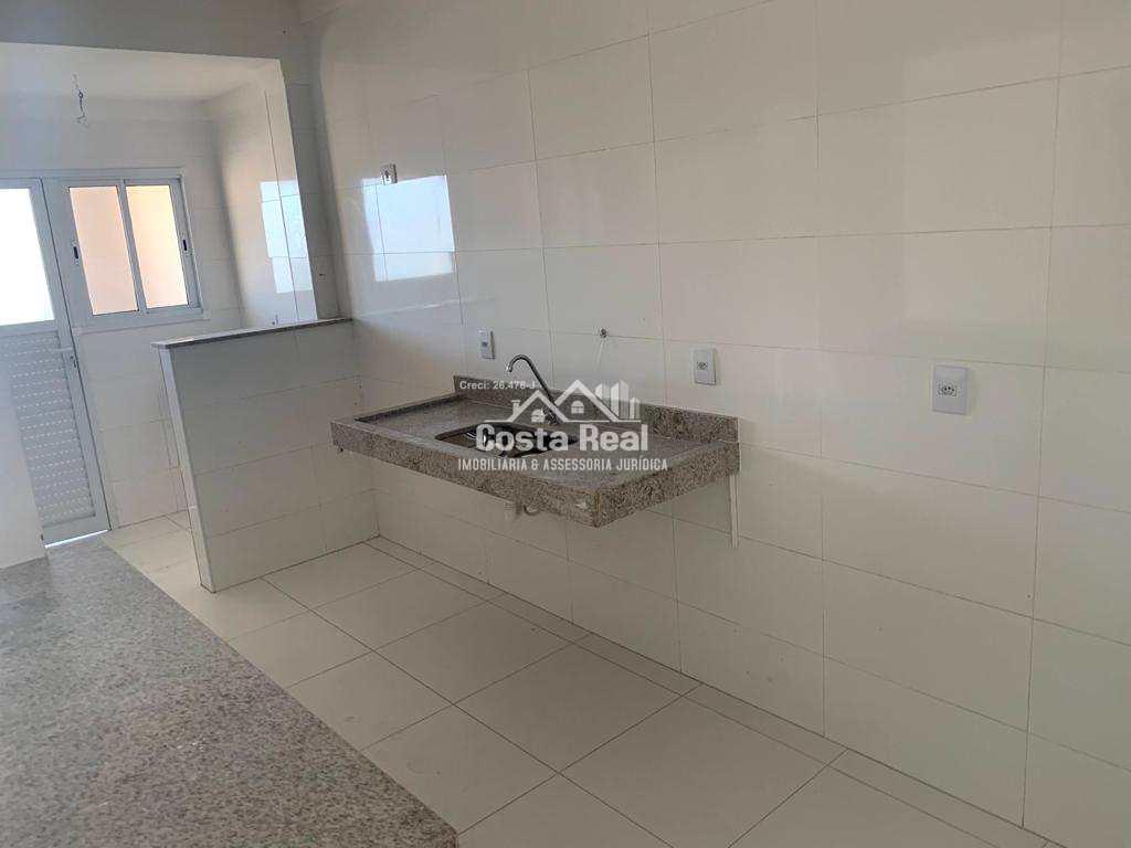 Apartamento com 2 dorms, Boqueirão, Praia Grande - R$ 490 mil, Cod: 1137