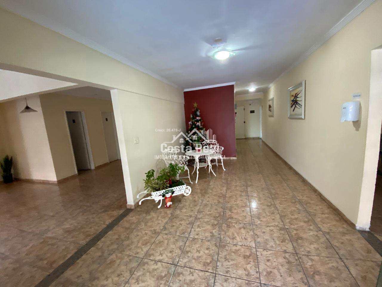 Apartamento com 3 dorms, Tupi, Praia Grande - R$ 340 mil, Cod: 1138